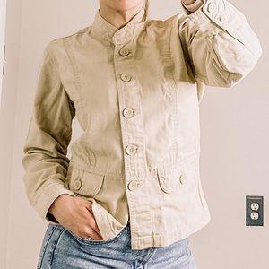 BOGO ALC Atlast Classics Khaki Blazer Size Medium
